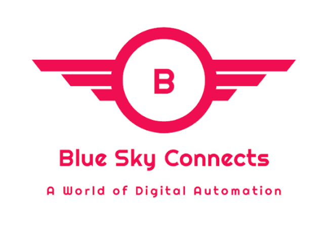 Blue Sky Connects logo