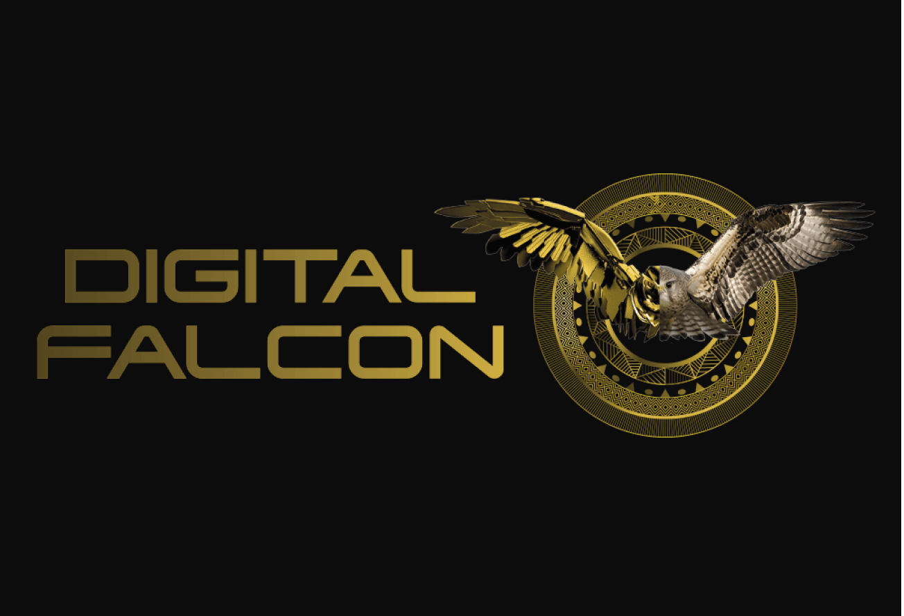 Digital Falcon logo