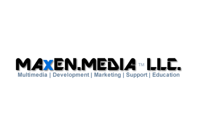 Maxen.Media logo